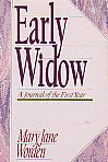 Early Widow- by Mary Jane Worden