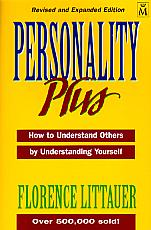 Personality Plus- by Florence Littauer