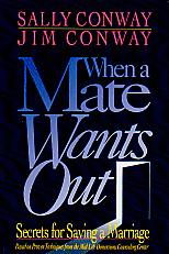 When a Mate Wants Out- by Sally and Jim Conway