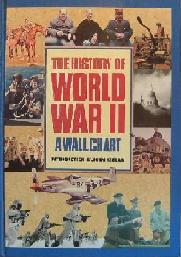 The History of World War II- introduced by John Keegan