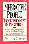 Imperative People- by Dr. Les Carter
