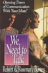 We Need To Talk- by Robert and Rosemary Barnes